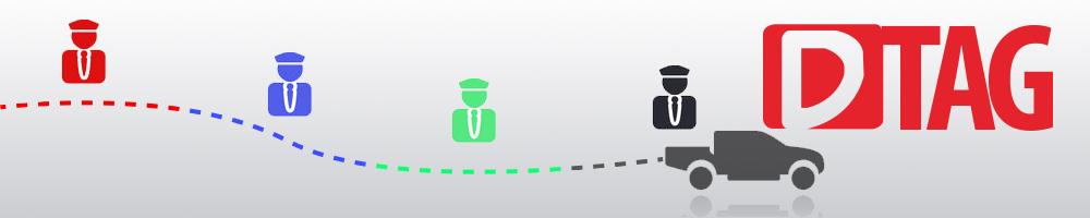 Digisky vehicle tracking Dtag header